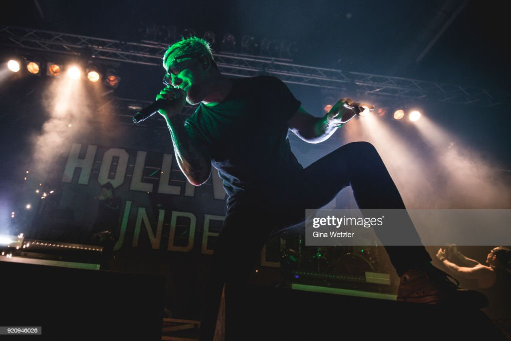 Hollywood Undead Perform In Berlin