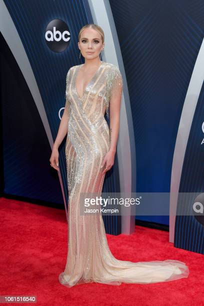 Singer Danielle Bradbery attends the 52nd annual CMA Awards at the Bridgestone Arena on November 14 2018 in Nashville Tennessee