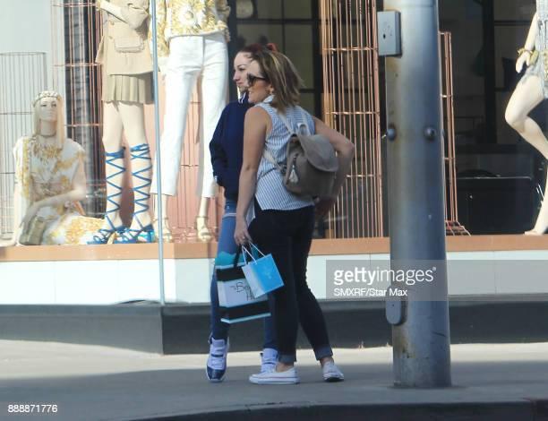 Singer Danielle Bregoli is seen on December 8 2017 in Los Angeles CA