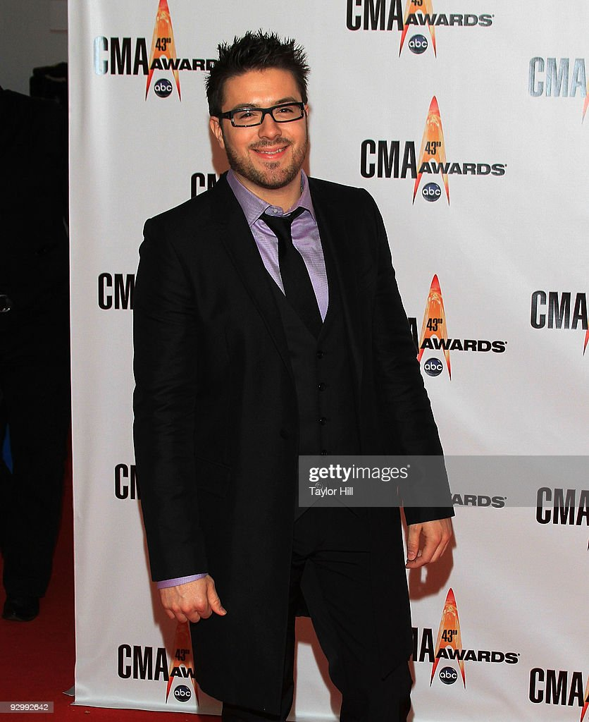 The 43rd Annual CMA Awards - Arrivals