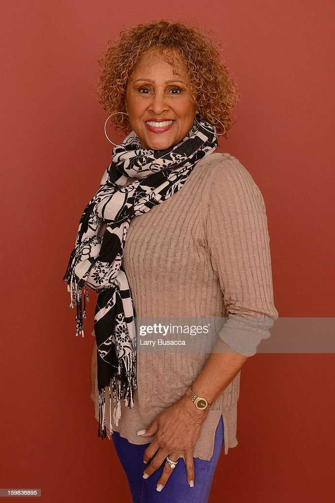 Singer Darlene Love poses for a portrait during the 2013 Sundance Film Festival at the Getty Images Portrait Studio at Village at the Lift on January 21, 2013 in Park City, Utah.