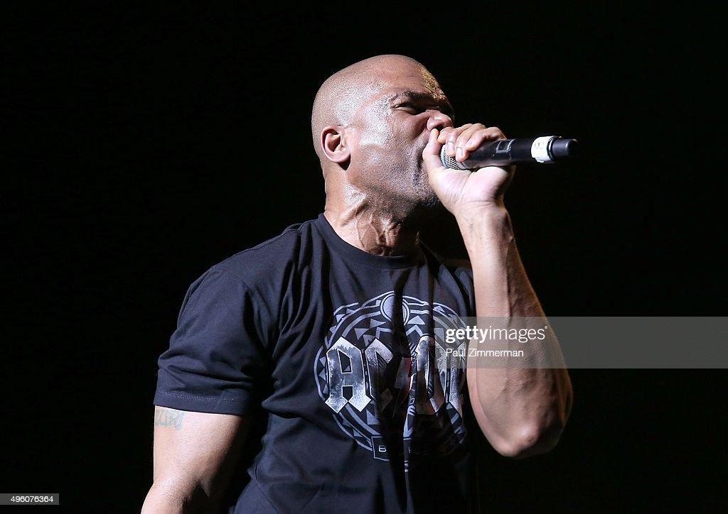 Singer Darryl D.M.C. Matthews McDaniels Performs At U0027I Want My 80u0027su0027  Concert At The