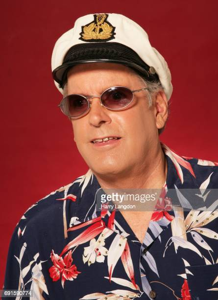 Singer Daryl Dragon of the Duo Captain & Tennille poses for a portrait in 2005 in Los Angeles, California.