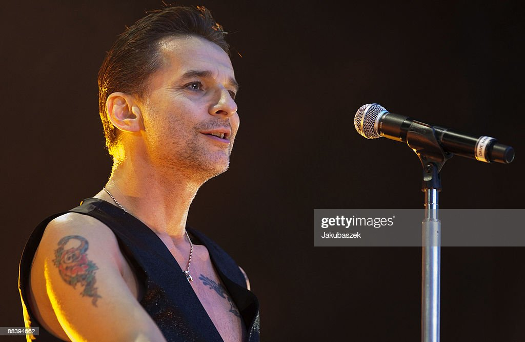 Depeche Mode In Concert : News Photo