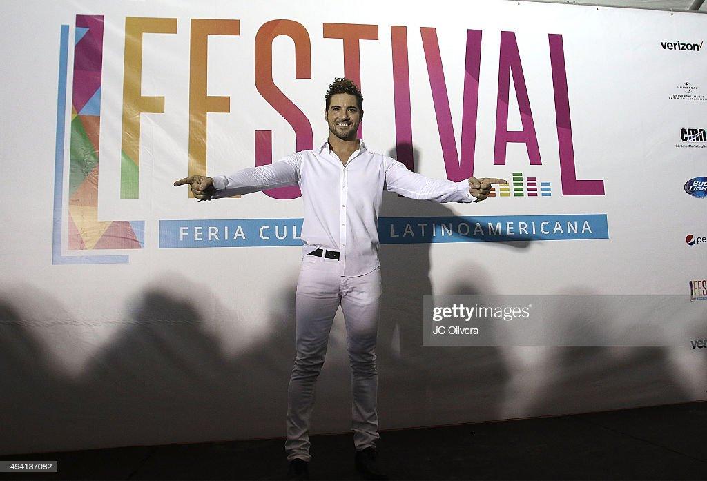 L Festival - Feria Cultural Latinoamericana : News Photo