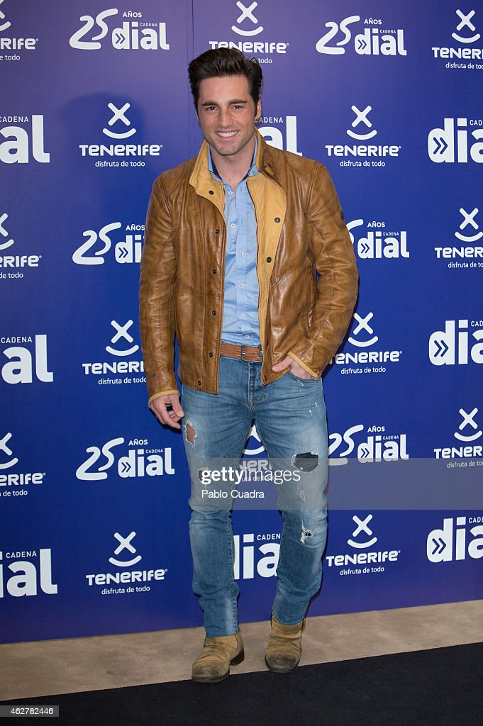 'Dial Awards' Special Edition 25th Anniversary Photocall in Madrid
