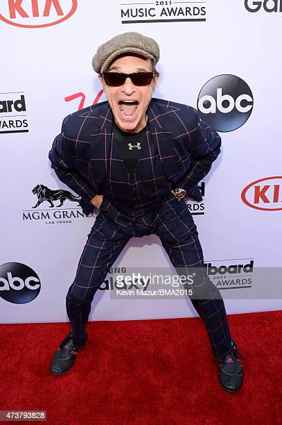 Singer David Lee Roth of music group Van Halen attends the 2015 Billboard Music Awards at MGM Grand Garden Arena on May 17, 2015 in Las Vegas, Nevada.