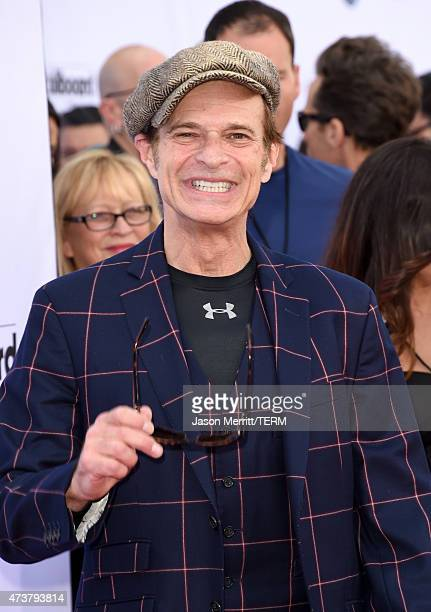 Singer David Lee Roth of Van Halen attends the 2015 Billboard Music Awards at MGM Grand Garden Arena on May 17 2015 in Las Vegas Nevada