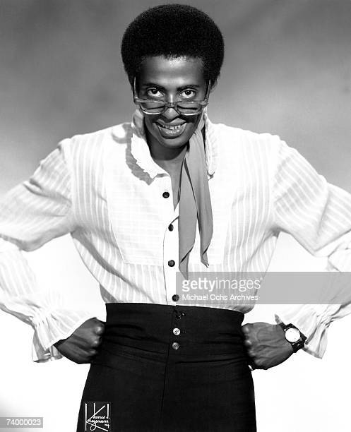 Singer David Ruffin of the RB group The Temptations poses for a portrait in circa 1965 in New York City New York