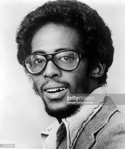 Singer David Ruffin of the RB group The Temptations poses for a portrait in circa 1975