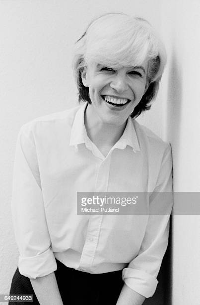 Singer David Sylvian of English new romantic group Japan August 1980
