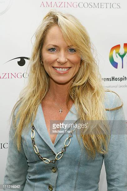 Singer Deana Carter attends the Mom's Day of Beauty event at The Beverly Wilshire Hotel on September 26 2007 in Beverly Hills California