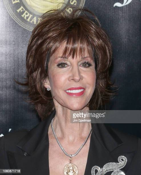 Singer Deana Martin attends the Friar's Club Entertainment Icon Award at The Ziegfeld Ballroom on November 12 2018 in New York City