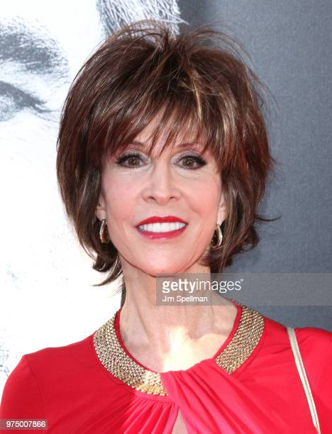 """Singer Deana Martin attends the """"Gotti"""" New York premiere at SVA Theater on June 14, 2018 in New York City."""