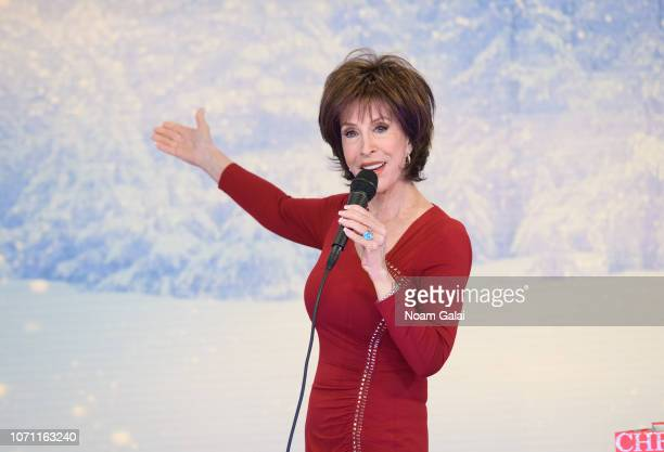 Singer Deana Martin performs at FOX Friends at FOX Studios on December 10 2018 in New York City