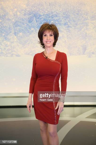 Singer Deana Martin visits FOX Friends at FOX Studios on December 10 2018 in New York City