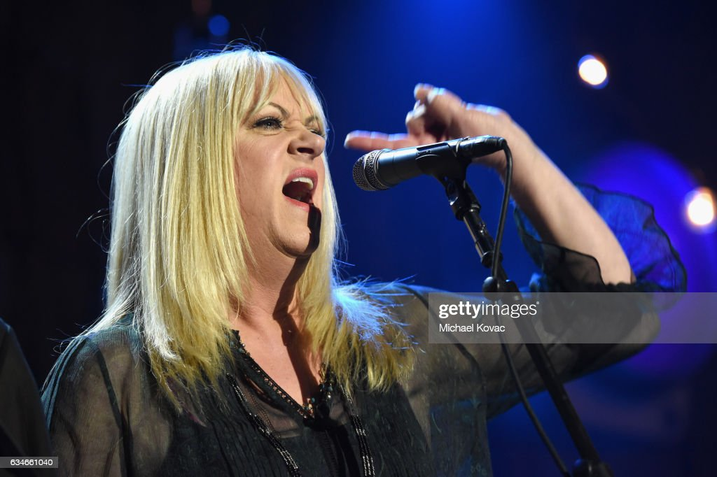 59th GRAMMY Awards - MusiCares Person of the Year Honoring Tom Petty - Roaming Show : News Photo