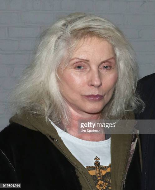 Singer Debbie Harry attends the screening after party for 'The Party' hosted by Roadside Attractions and Great Point Media with The Cinema Society at...