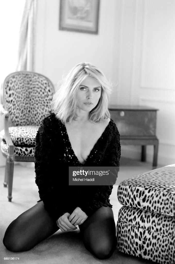 Debbie Harry, Vogue UK, 1994