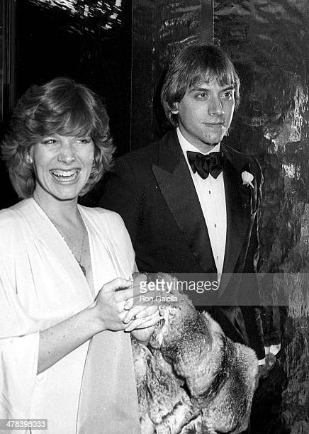 Singer Debby Boone and husband Gabriel Ferrer attend Frank Sinatra Hosts A Valentine LoveIn Frank His Friends His Food Gala to Benefit the Desert...