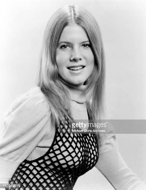 Singer Debby Boone daughter of Pat Boone and a member of the Boone Sisters poses for a portrait circa 1972