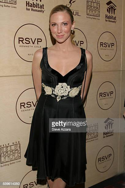 Singer Deborah Gibson attends the R.S.V.P to Help Benefit Auction in New York City.