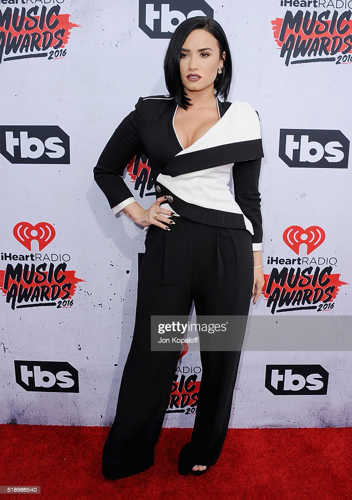 iHeartRadio Music Awards - Arrivals : News Photo