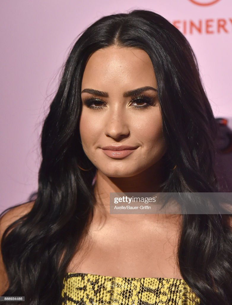 Singer Demi Lovato attends Refinery29 29Rooms Los Angeles: Turn It Into Art at ROW DTLA on December 6, 2017 in Los Angeles, California.