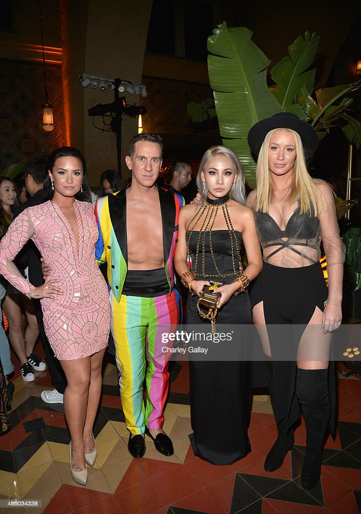 Jeremy Scott And adidas Originals VMA's After Party - Spirits Sponsored By Svedka Vodka : News Photo