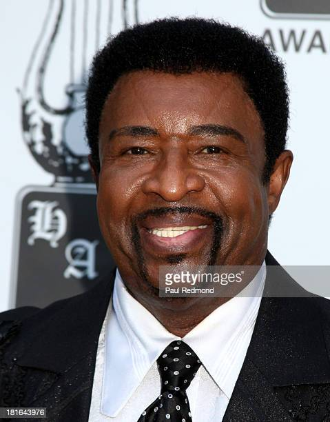 Singer Dennis Edwards of The Temptations attends the 24th Annual Heroes And Legends Awards at Beverly Hills Hotel on September 22 2013 in Beverly...
