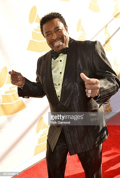 Singer Dennis Edwards of The Temptations attends the Special Merit Awards Ceremony during the 55th Annual GRAMMY Awards at the Wilshire Ebell Theater...