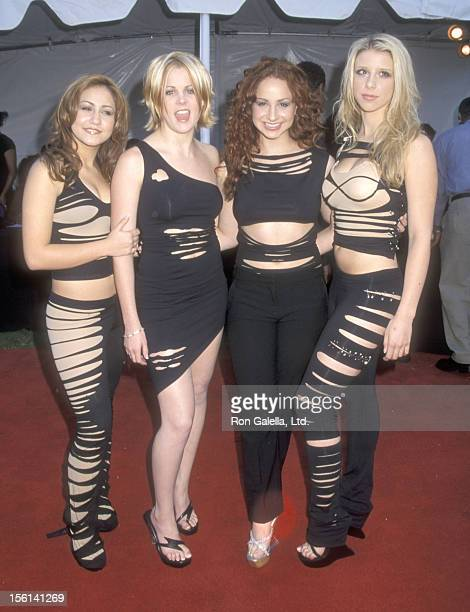 Singer Diana Ortiz Singer Ashley Poole Singer Holly BlakeArnstein and Singer Melissa Schuman