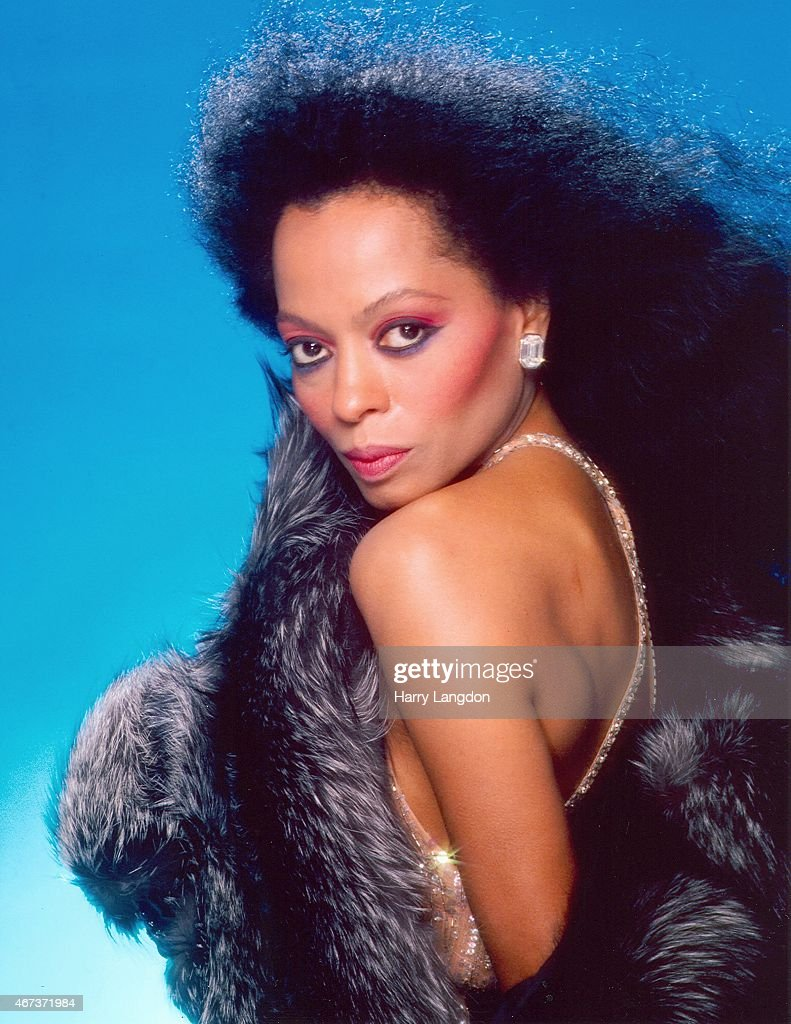 Diana Ross Portrait Session : Foto jornalística