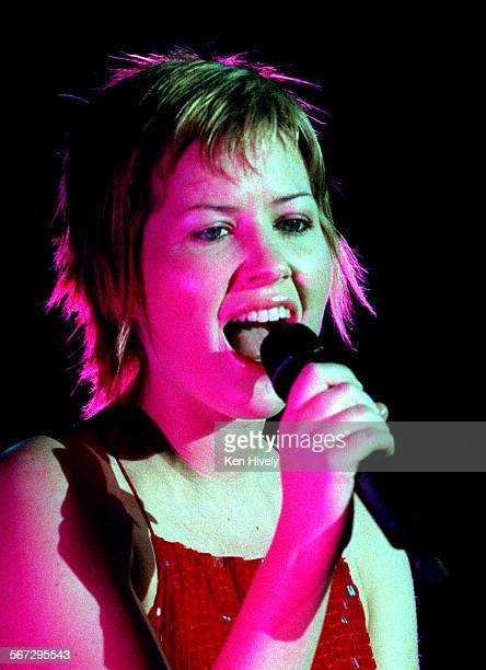 Singer DIDO in concert at the John Anson Ford Amphitheatre August 14 2000 The English singer has been slowly building an audience here and this was...