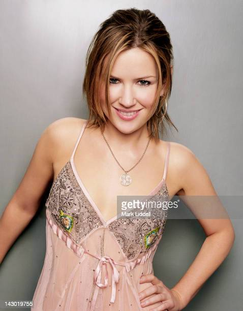 Singer Dido is photographed for Red magazine UK on December 1 2003 in Los Angeles California