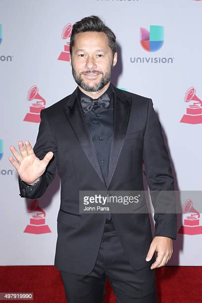 Singer Diego Torres attends the 16th Latin GRAMMY Awards at the MGM Grand Garden Arena on November 19 2015 in Las Vegas Nevada