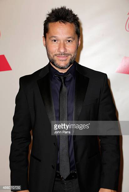 Singer Diego Torres attends the 2014 Person of the Year honoring Joan Manuel Serrat at the Mandalay Bay Events Center on November 19 2014 in Las...