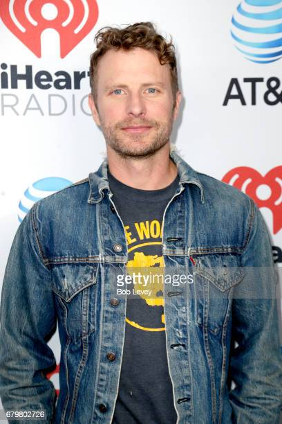 Singer Dierks Bentley attends the 2017 iHeartCountry Festival A Music Experience by ATT at The Frank Erwin Center on May 6 2017 in Austin Texas