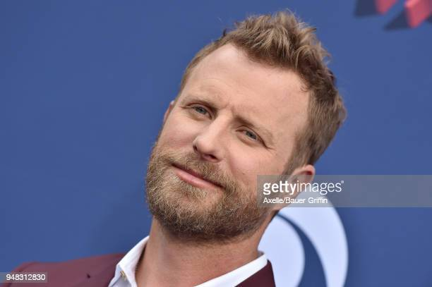 Singer Dierks Bentley attends the 53rd Academy of Country Music Awards at MGM Grand Garden Arena on April 15 2018 in Las Vegas Nevada