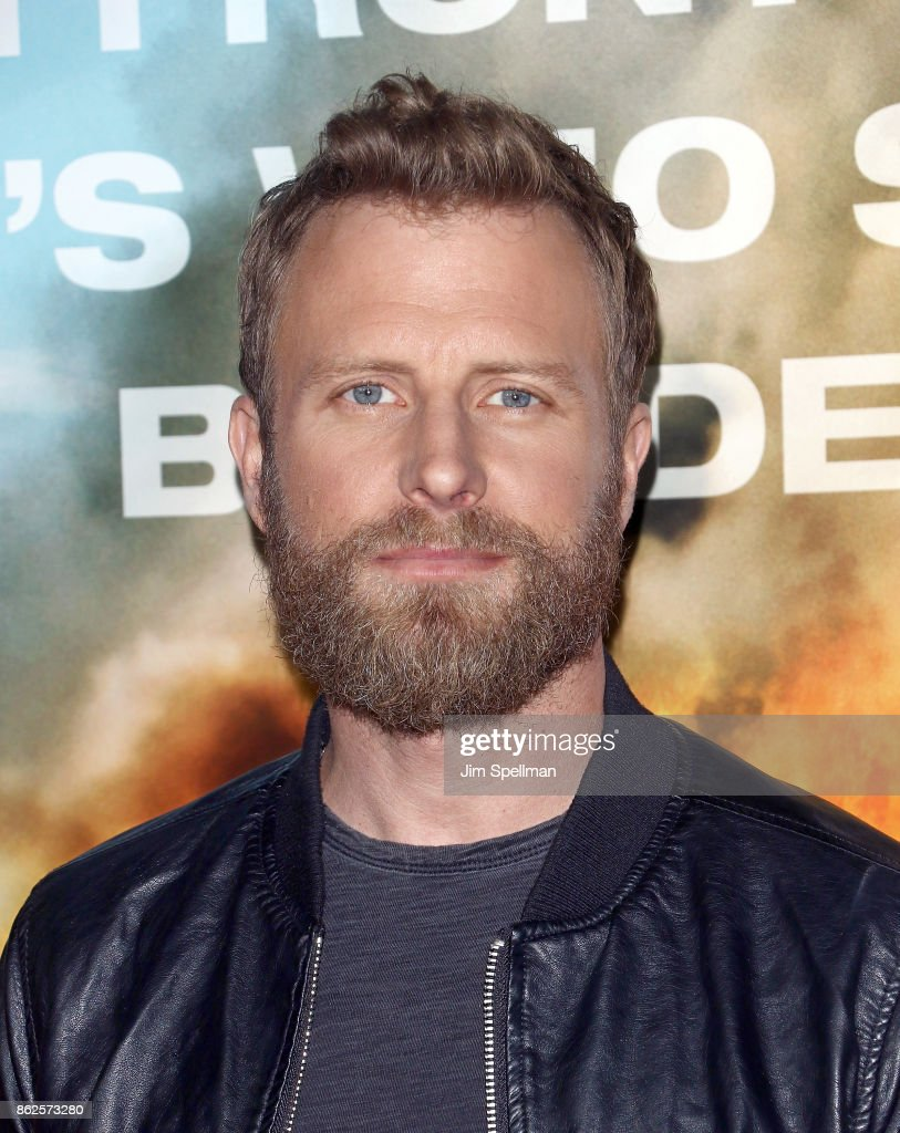 Singer Dierks Bentley attends the 'Only The Brave' New York screening at iPic Theater on October 17, 2017 in New York City.