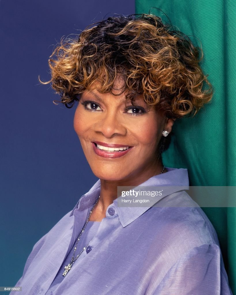 Singer Dionne Warwick poses for a portrait in 2005 in Los Angeles, California.
