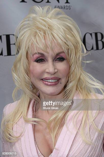 Singer Dolly Parton attends the 63rd Annual Tony Awards at Radio City Music Hall on June 7 2009 in New York City