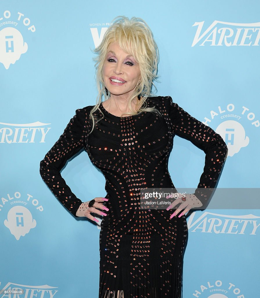 Singer Dolly Parton attends Variety and Women In Film's 2017 pre-Emmy celebration at Gracias Madre on September 15, 2017 in West Hollywood, California.