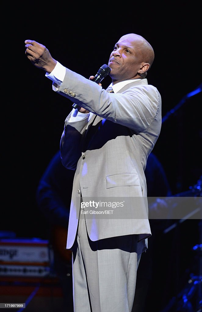2013 BET Experience - Sunday Best Gospel Stage