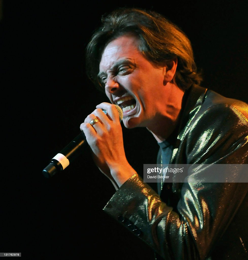 Singer Donovan Leitch perform with Camp Freddy at The Pearl concert theater at the Palms Casino Resort on July 10, 2010 in Las Vegas, Nevada.