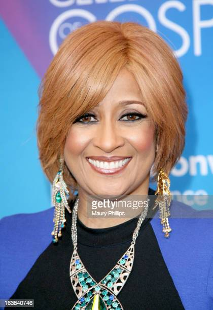 Singer Dorinda Clark Cole attends the BET Celebration of Gospel 2013 at Orpheum Theatre on March 16 2013 in Los Angeles California