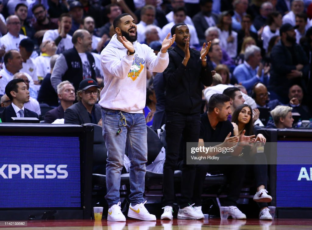 Philadelphia 76ers v Toronto Raptors - Game Five : News Photo