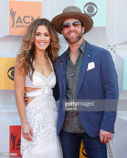 Singer Drake White attends the 51st Academy of Country Music Awards at MGM Grand Garden Arena on April 3 2016 in Las Vegas Nevada