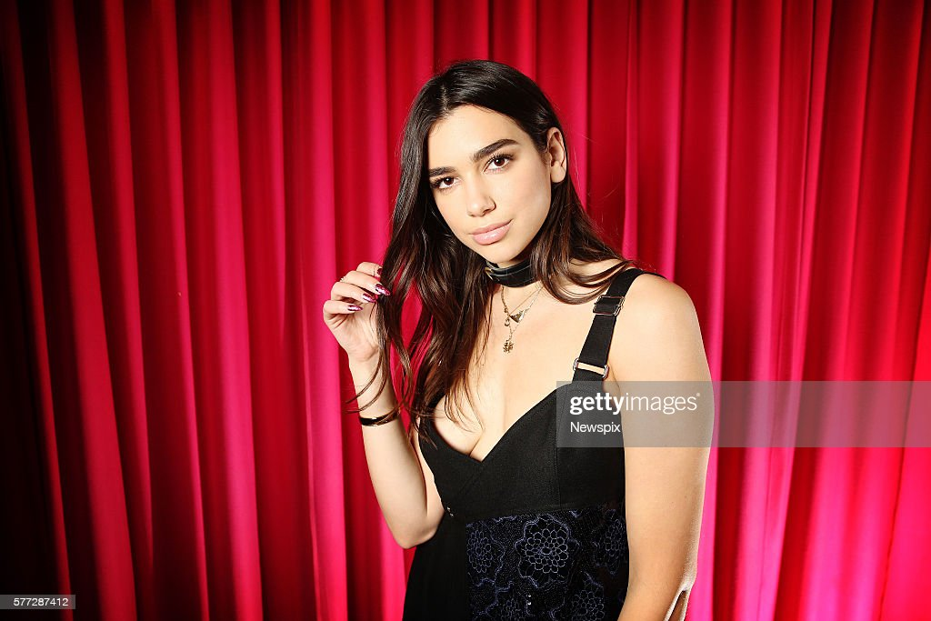 Dua Lipa Sydney Photo Shoot