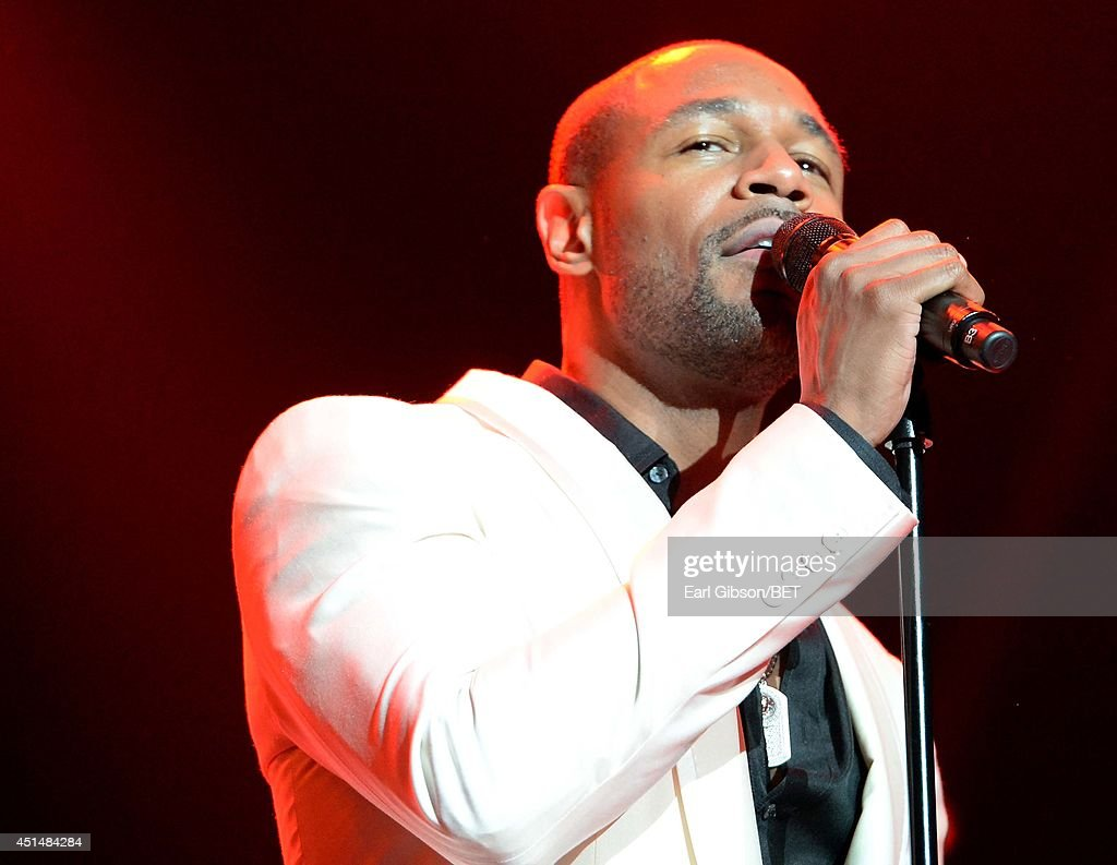 2014 BET Experience At L.A. LIVE - Mary J. Blige, Trey Songz And Jennifer Hudson Concert Presented By King.com : News Photo